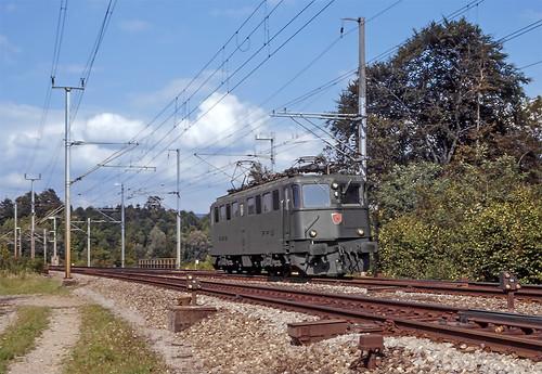 SBB Ae6/6 11509