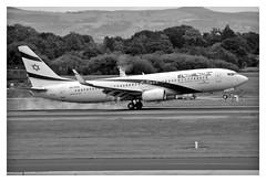 LY/ELY El Al Israel Airlines B737 4X-EKA