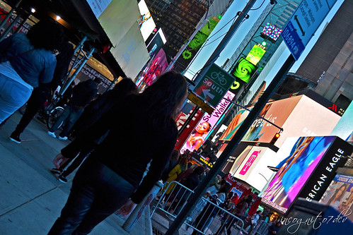 In Times Square Heart of NYC Manhattan New York City NY P00544 DSC_9635