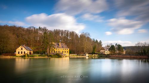 Le lac de l'Abbaye d'Orval [in Explore]