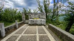 Mausoleo di Curzio Malaparte