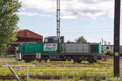 BB (4)60091 en stationnement à Hausbergen