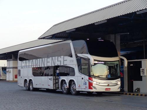 Auto Viação Catarinense - 3738