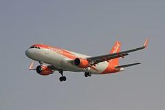 OE-IVS A320 EasyJet Arrecife 07-03-20