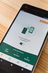 Corona Detection App