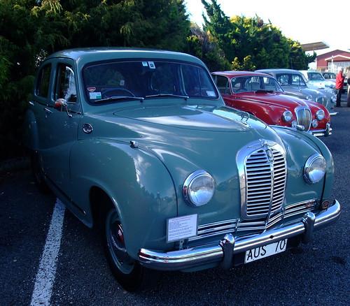 1954 Austin A70 Hereford Saloon