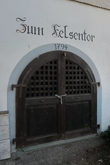 Rheineck - Zum Felsentor