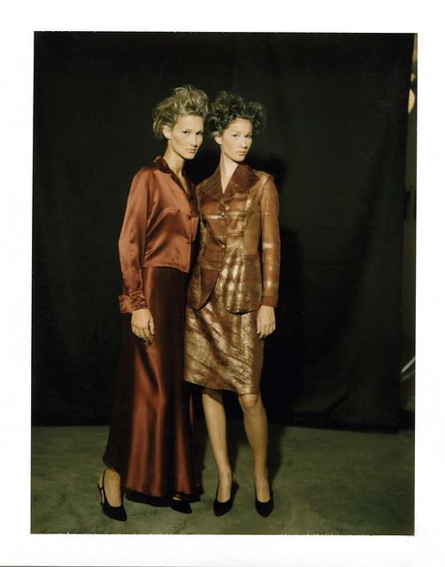 1994- Fotos Cristiano Madureira em Polaroid