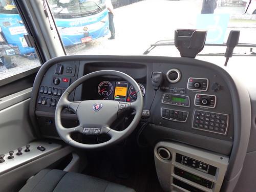 Cockpit (Viação Cometa - 719303)