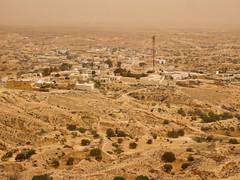 Tunisia, Beni Khedache - Living in an arid region - May 2010