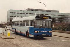 R & I Buses, Milton Keynes.