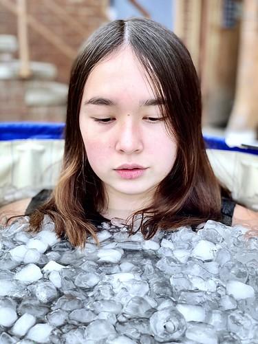 Zen and the art of ice