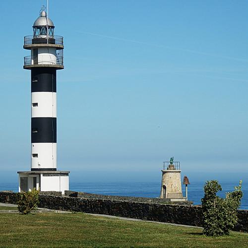 -Faros de  San Agustin -Asturias- San Agustin Lighthouses