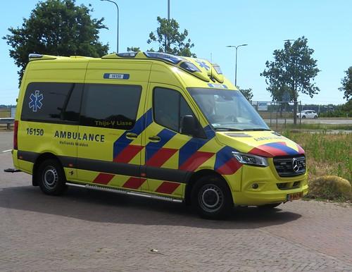 Ambulances   16-150 / H-847-HK   RAV Hollands Midden