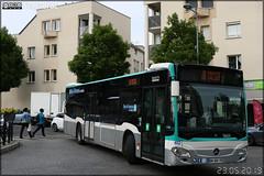 Mercedes-Benz Citaro C2 – Keolis Seine Val-de-Marne / Île de France Mobilités n°612