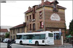Heuliez Bus GX 127 L – Keolis Seine Val-de-Marne / Île de France Mobilités n°658