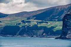 Remote Atlantic village