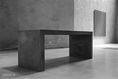 Gerhard Richter, Grauer Spiegel, 2018, 228 x 228 cm, Kunst-Station Sankt Peter Köln 2020