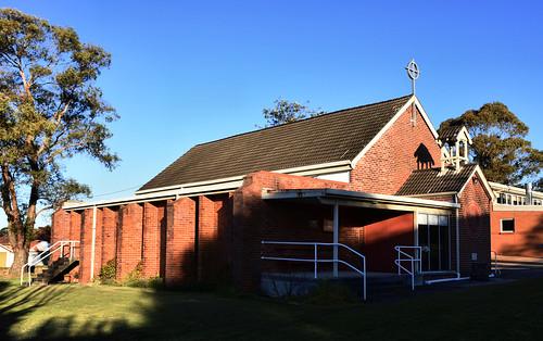 Anglican Church, Lambton, Newcastle, NSW.