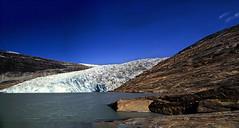 Norwegen 1998 (593 + 594) Austerdalsisen
