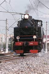 Easy movement of the locomotive 9P