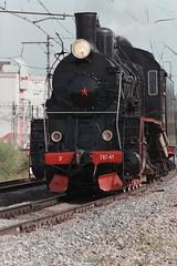 Steam Locomotive Er797-41