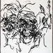 2007.01-2007.12[3] Shanghai Sanlintang Studio Pastel on paper 上海三林塘工作室 纸上炭精条(119.4x88.9cm)-155