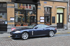 2007 Jaguar XKR Coupé