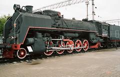 Museum piece. FD21 engine