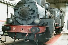 Steam Locomotive Ow-841