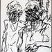 2007.01-2007.12[3] Shanghai Sanlintang Studio Pastel on paper 上海三林塘工作室 纸上炭精条(119.4x88.9cm)-158