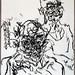 2007.01-2007.12[3] Shanghai Sanlintang Studio Pastel on paper 上海三林塘工作室 纸上炭精条(119.4x88.9cm)-149