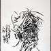 2007.01-2007.12[3] Shanghai Sanlintang Studio Pastel on paper 上海三林塘工作室 纸上炭精条(119.4x88.9cm)-150