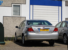 2005 Toyota Camry 2.4 LE USDM