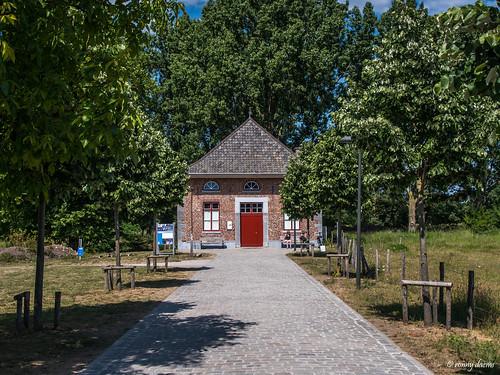 Kuringen, Abdij van Herkenrode (Molenhuis).