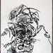 2007.01-2007.12[3] Shanghai Sanlintang Studio Pastel on paper 上海三林塘工作室 纸上炭精条(119.4x88.9cm)-159