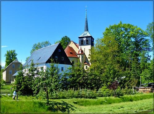 Dorfkirche Neusalza-Spremberg