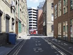 Deserted Spitalfields