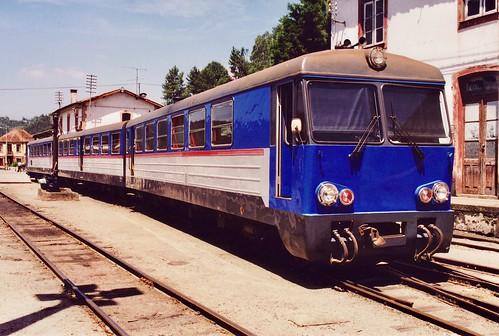 Narrow gauge DMU class 9400