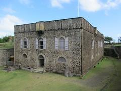 Barracks of Fort Napoléon