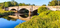 Wolseley Bridge, England