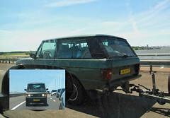 '1973' Land Rover Range Rover 3.5 V8