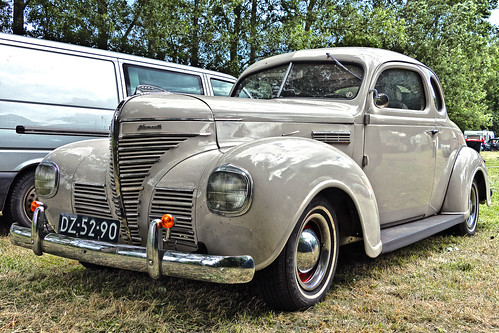 Plymouth Business Coupé 1939 (6549)