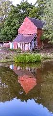 The Barn,Wolseley Canal, England