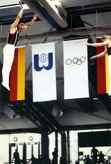 1989 TWG Sports Trampoline
