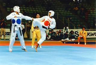 1993 TWG Sports Taekwondo 001