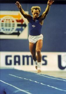 1985 TWG Sports Tumbling