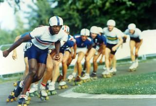 1985 TWG Sports Rollerskating Speed