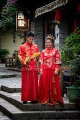 Wedding Couple, Shaxi