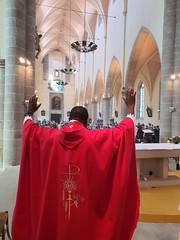 1ère messe de déconfinement à Pordic 31 mai 2020 Pentecôte JLK (6)
